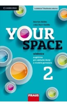 Your Space 2 -- Učebnice + i-učebnice zdarma