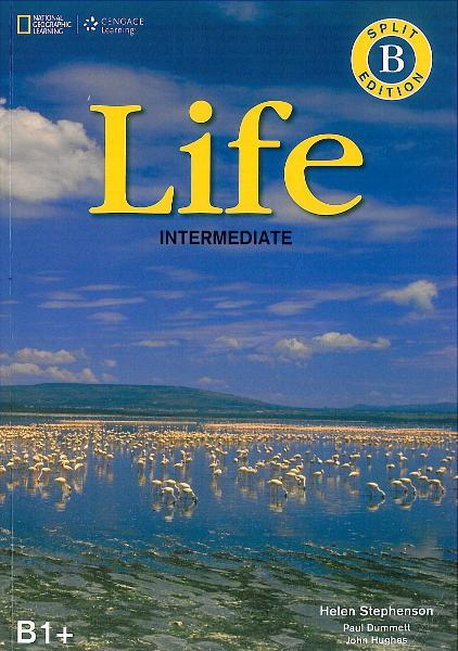 Life Intermediate Split Edition B with DVD and Workbook Audio CDs