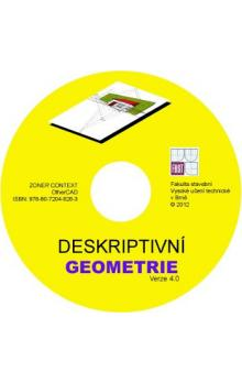 Deskriptivní geometrie - audio CD