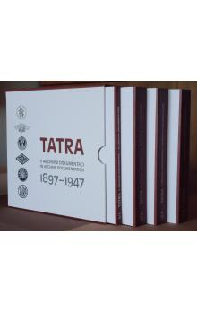 Tatra 1897-1947 v archivní dokumentaci / In archive documentation