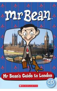 Mr Bean's Guide to London -- Starter Level - Davis Fiona