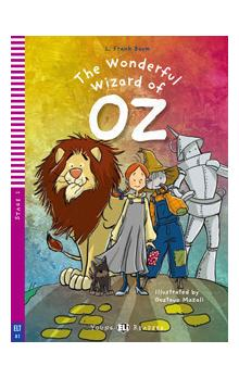 Young Eli Readers Stage 2 (cef A1): the Wonderful Wizard of Oz with Audio CD
