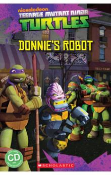 Teenage Mutant Ninja Turtles Donnie´s Robot -- Level 3