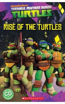 Ninja Turtles Rise of the Turtles -- Level 1