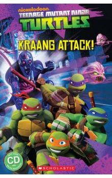 Teenage Mutant Ninja Turtles Kraang Attack! -- Level 2