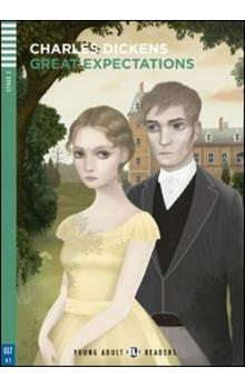 Young Adult Eli Readers Stage 2 (cef A2): Great Expectations with Audio CD - Dickens Ch.