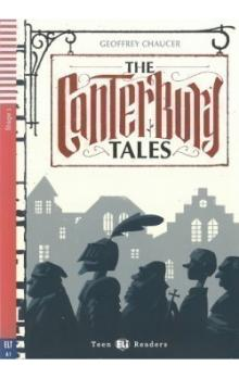 Teen Eli Readers Stage 1 (cef A1): the Canterbury Tales with Audio CD