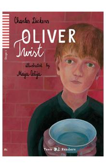 Teen Eli Readers Stage 1 (cef A1): Oliver Twist with Audio CD