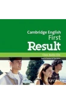 Cambridge English First Result Class Audio CDs (2)