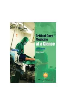 Critical Care Medicine at Glance 3rd Ed.
