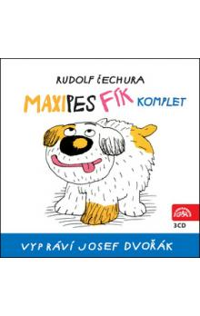 Maxipes Fík komplet -- 3 CD