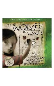 The Wolves in the Walls (book + Cd)