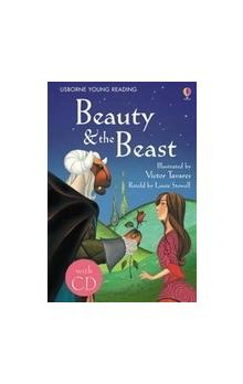 Usborne Young Reading Level 2: Beauty and the Beast