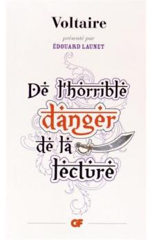 De l´horrible danger de la lecture