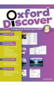 Oxford Discover 5 Teacher´s Book with Integrated Teaching Toolkit