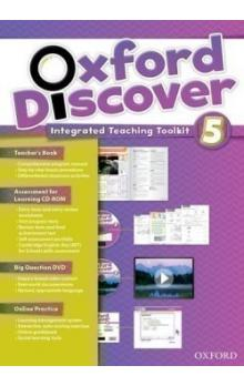 Oxford Discover 5 Teacher's Book with Integrated Teaching - Wilkinson E.