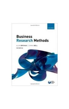 Business Research Methods 3rd Ed.