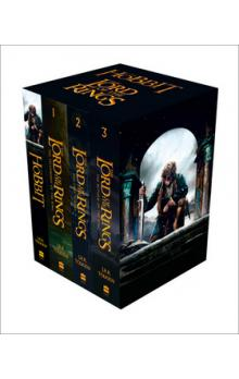 The Hobbit and The Lord of the Rings -- Boxed Set