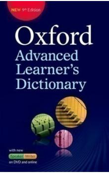 Oxford Advanced Learner's Dictionary 9th Edition PB + DVD-ROM Pack with Online A - Turnbull J.