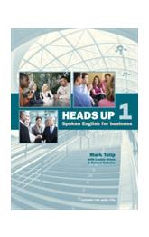 Heads Up Level 1: Student's Book + Audio CD