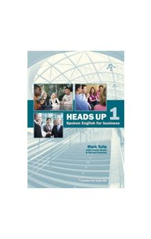 Heads Up Level 1: Student&#39s Book + Audio CD