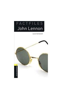 Oxford Bookworms Factfiles New Edition 1 John Lennon with Audio CD Pack