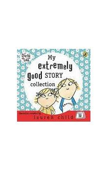 Charlie and Lola: My Extremely Good Story Collection Cd
