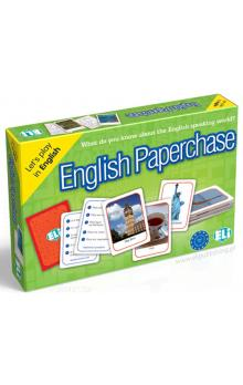 Let's Play in English: English Paperchase
