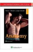 Anatomy: Photographic Atlas, 8th Ed