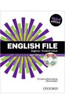 English File Third Edition Beginner Student´s Book with iTutor DVD-ROM