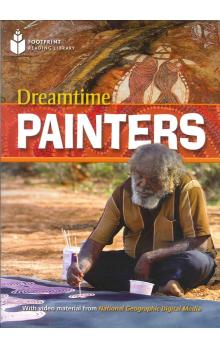 Dreamtime Painters + Book with Multi-ROM Footprint Reading Library 800