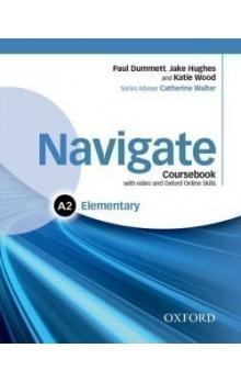 Navigate Elementary A2: Coursebook with DVD-ROM and OOSP Pack