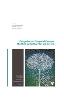 Categories and Categorial Changes: The Third Syntical Plan and Beyond