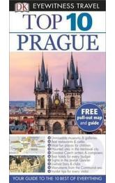 Prague - Top 10 DK Eyewitness Travel Guide