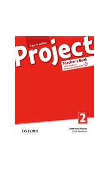 Project Fourth Edition 2 Teacher´s Book with Online Practice Pack