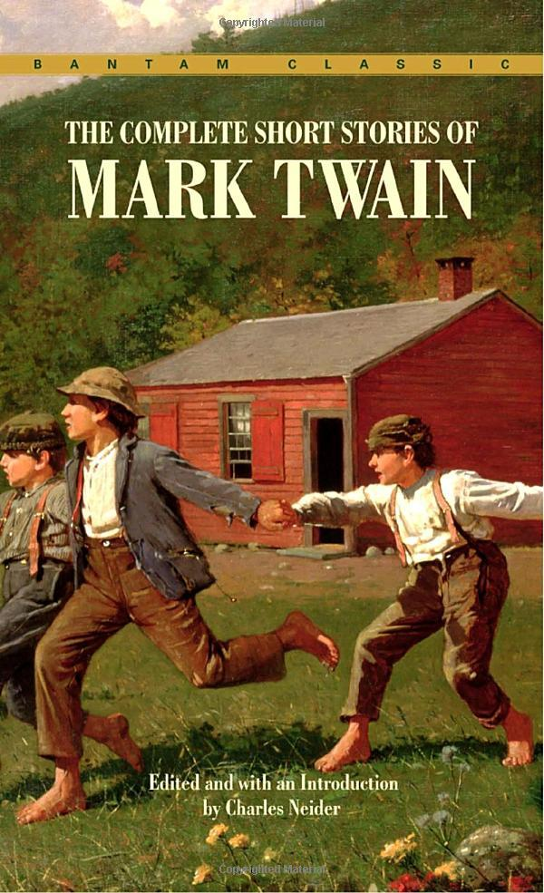 mark twain satire in short stories The autobiography of mark twain: satire to spare is a great insghit into the complex mind of mark twain without reading this, i would not have understood exactly what mark twain was all about.