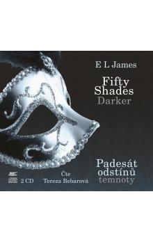 Fifty Shades Darker Padesát odstínů temnoty (audiokniha) -- CD audio