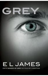 Grey: Fifty Shades of Grey as told by Christian - E.L. James  /anglicky/