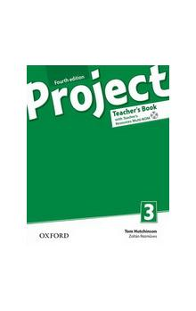 Project Fourth Edition 3 Teacher´s Book with Online Practice Pack