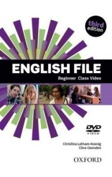 English File Third Edition Begginer Class DVD