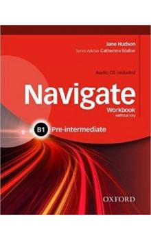 Navigate Pre-intermediate B1 -- Workbook without Key with Audio CD