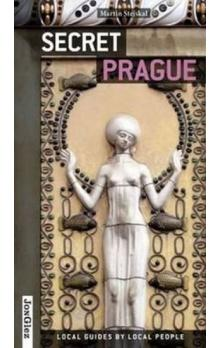 Secret Prague (Jonglez Guides)