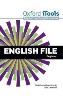 English File Third Edition Beginner iTools DVD-ROM