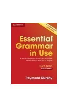 Essential Grammar in Use with Answers -- Učebnice - Murphy Raymond