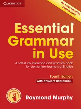 Essential Grammar in Use 4E with answers and Interactive eBook