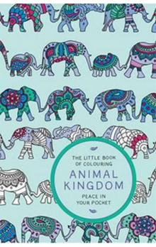 The Little Book of Colouring - Animal Kingdom: Peace in Your Pocket
