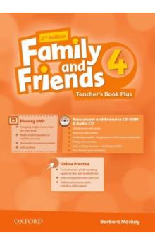 Family and Friends 2nd Edition 4 Teacher´s Book Plus