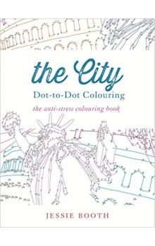 The City: Dot to Dot Colouring (Colouring Book)