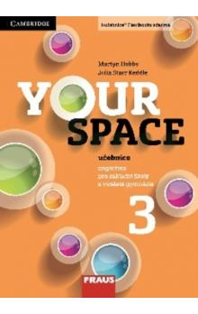 Your Space 3 -- Učebnice + i-učebnice zdarma