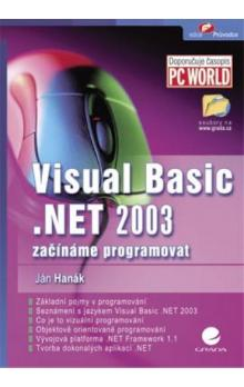 Visual Basic.NET 2003 - Hanák Ján - e-book